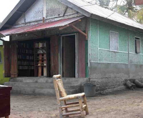 Book Shop, Gili Air