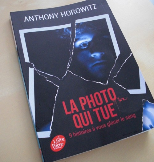 la photo qui tue Anthony Horowitz